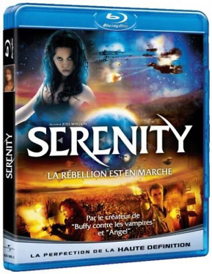 SERENITY  - BLU RAY - Neuf sous blister - Edition Française