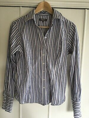 0021c45d 346 Brooks Brothers TM Lewin Lot 3 Womens Button Down Shirts Tops Size 2 8  Gray. $24.01 Buy It Now 13d 6h. See Details. Blouse / Shirt, T.m. Lewin, ...