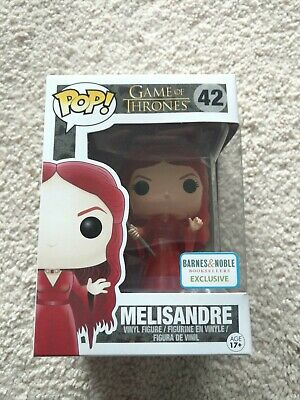 Game Of Thrones Translucent Melisandre Barnes And Noble Exclusive FUNKO POP #42