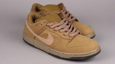 huge selection of 6f8d1 eff4a 2006 NIKE DUNK LOW PRO SB PREMIUM Carhartt SPANISH MOSS Sz 12 Supreme DS