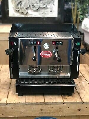 Palombini Spinel 2 Group Pod Espresso Coffee Machine Restaurant Cafe Barista Cup