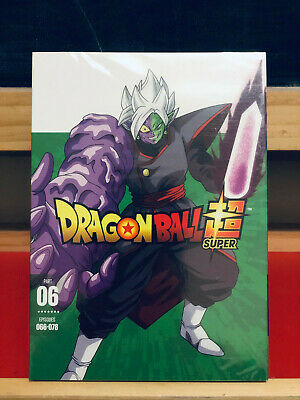 Dragon Ball Super z: Part 6 : Episodes 66-78 (DVD, 2019)  Brand New Ships Free