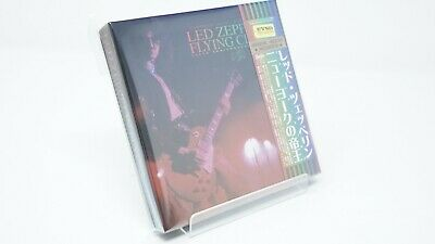 Led Zeppelin - Flying Circus 40th anniversary edition 9CD-BOX empress valley