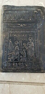 Antique Egyptian Leather Wallet