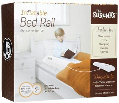 Shrunks Travel Bed Rail - Keeps Children Safe From Falling Out Of Beds