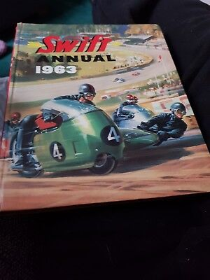 Swift Annual 1963 X VERY GOOD CONDITION FOR AGE XX VERY RARE XX 1514 XX