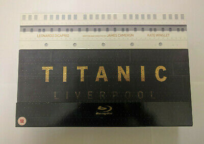 Titanic Collector's Edition (Exclusive Blu-ray 3D Set w/ Slipcover, 2012)