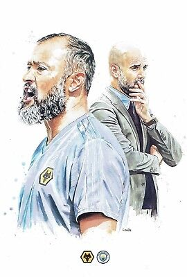 Wolverhampton Wanderers Wolves v Manchester City - FA Premiership 25 August 2018