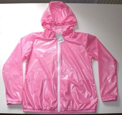 Next - Pink Sport Cagoule - Waterproof Hooded Jacket - Girls 14 15 16 Years