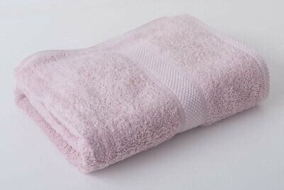 12 x Pink Luxury 100% Egyptian Cotton Hairdressing Towels Salon 50x85cm
