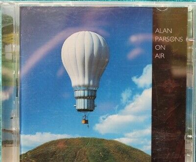 ALAN PARSONS On Air DOUBLE CD 1997 Excellent Cond