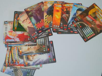 Job Lot 32 Dr Doctor Who Battles in Time EXTERMINATOR Cards NO DUPLICATES