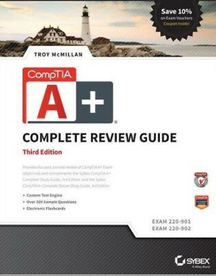 CompTIA A+ Complete Review Guide: Exam 220-901 & 220-902  eBook