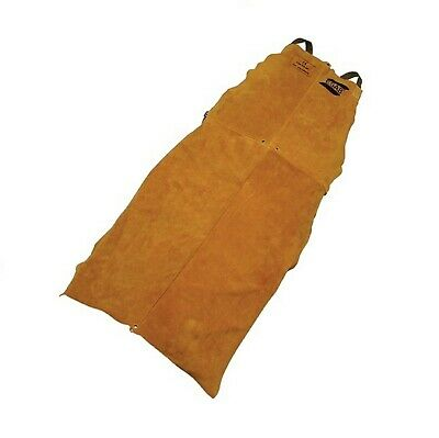 ESAB Leather, Heavy Duty Welding Apron 100cm x 80cm, HIGH QUALITY