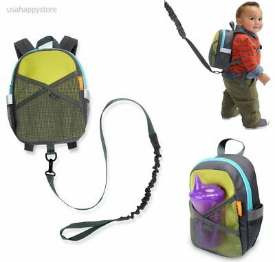 BRICA By-My-Side Safety Harness with Backpack (Green) Free Shipping!