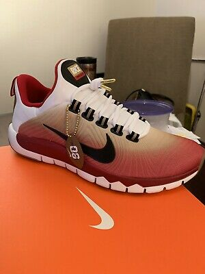 uk availability 18618 098c1 Nike Free Trainer 5.0 Jerry Rice SZ 11 DS 100% Authentic Extremely Rare!