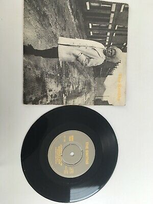 """The Smiths - Heaven Knows I'm Miserable Now - 7"""" Vinyl/Pic Sleeve - RT156"""