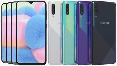 NEW SAMSUNG Galaxy A30 2019 A30S 64GB DUAL SIM Android Phone UNLOCKED Sealed