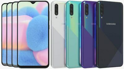 New & Sealed Unlocked SAMSUNG Galaxy A30 DUAL SIM 64GB ALL COLOURS Android Phone