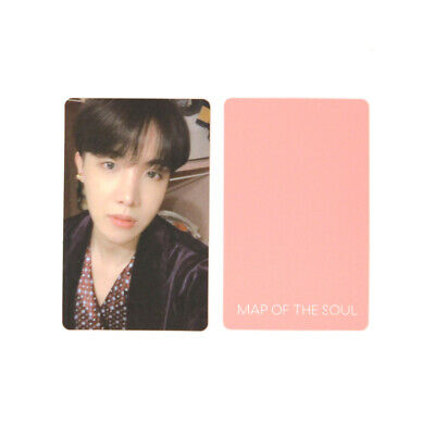 [BTS]MAP OF THE SOUL:PERSONA Official Photocard/Boy With Luv/Ver. 2/J-HOPE