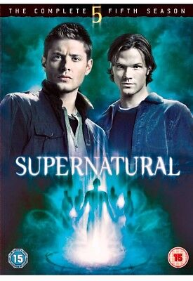 Supernatural Complete Fifth Series 5 Season 5