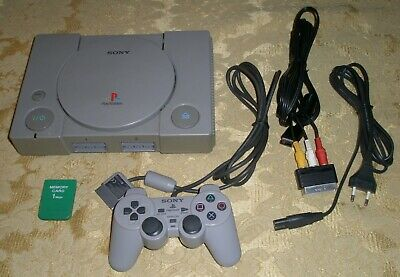 Console Sony Playstation 1 Ps1 Pal Scph-9002 Universale