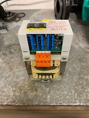 SCHMIDBAUER 10103A - Power-Supply Phase Control Isolating Transformer