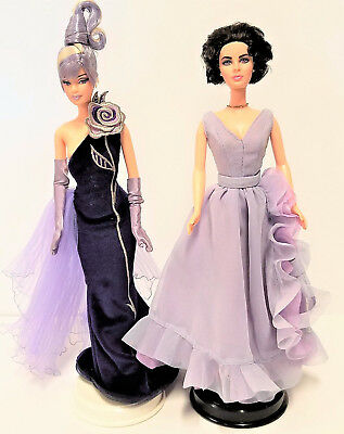 Mattel Barbie Fashion Designer Dolls Original Clothes with Tags Lot of 2