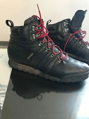 cheap for discount af419 e9b5f Adidas Jake Blauvelt Boot Snowboarding Skate Size 12 Black University Red