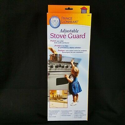 NEW Prince Lionheart Adjustable Stove Safety Guard Easy to Install Child Protect