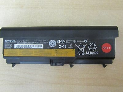 Genuine  extended battery Lenovo ThinkPad T420 T410 T520 W510 9-cell 55++ 94Wh