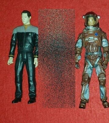 3 figurines Star Trek - 19 cms environ - Art Asylum