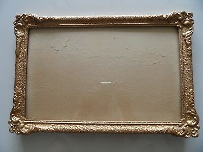 Antique Australian Photo Frame c1900 46 X31 CM Excellent Condition