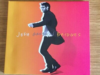 Josh Groban Bridges CD Gatefold Sleeve Deluxe Edition Inc Granted & 99 Years