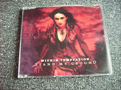 Within Temptation- Stand my Ground Maxi CD-Germany