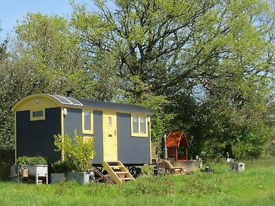 Somerset Holiday Shepherds Hut (Ted) Hot Tub Luxury Fully En suite