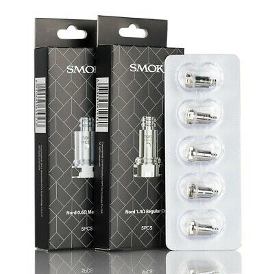 SMOK NORD KIT, Prism / Resin Pod Kit, OR Replacement Mesh