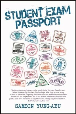 Revision book - Back to School Student Exam Passport by Samson Yung-Abu