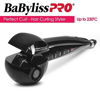 Babyliss Pro Perfect Curl Hair Curling Styler Up to 230 Degree Celsius
