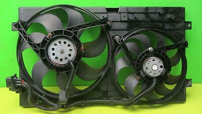 VOLKSWAGEN BEETLE Radiator Cooling Fans 2.0 with AC  99-05
