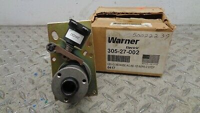 Warner Electric Clutch/Brake (305-27-002)
