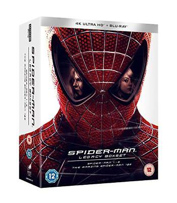 Spider-Man Legacy Collection Limited Edition Numbered 4K Ultra HD + Blu-ray