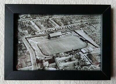 Vicarage Road Watford FC Vintage Photo Picture Framed Birthday Fan Gift New 🎁