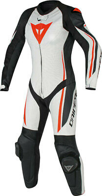 Dainese Assen 1 Piece perforated ladies leather suit