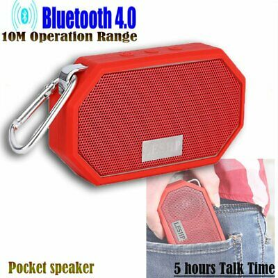 Waterproof Portable Charge Pocket Wireless Bluetooth Mini Portable Speakers UK R