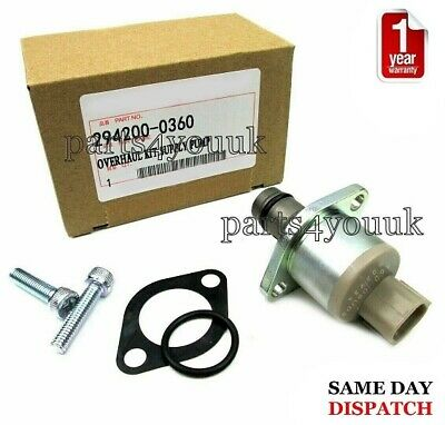 SCV Kit for Denso Diesel Fuel Pump Suction Control Valve 294200-0360 / 1460A037