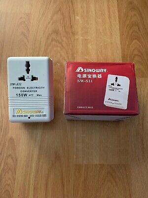 SINGWAY 150W Foreign Electricity Converter