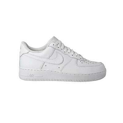 best cheap 40c4e 584e1 Sneakers NIKE AIR FORCE 1 BIANCO Scarpe Basse Uomo 315122 111