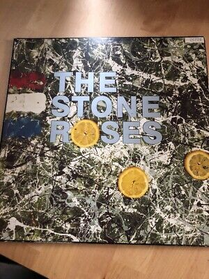 The Stone Roses Debut Album Ltd Ed Numbeted Gatefold Double Lp