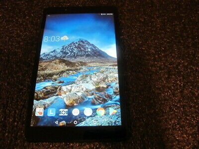 Lenovo Tab4  TB-8304F1 8in. Android 7.0 HD Tablet **Nice!**